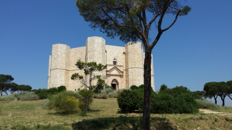 Castel del Monte, Apulien (Bild: privat)