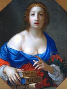 Cesare Dandini, Die Muse Calliope