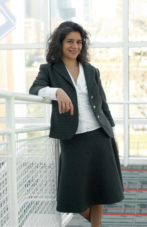 Dr. Jasmin Behrouzi-Rühl, Bild: Jens Meisert