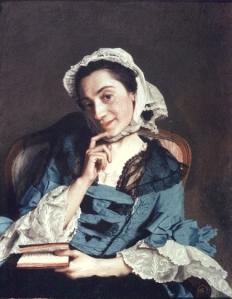 Jean-Étienne Liotard, Louise d'Epinay