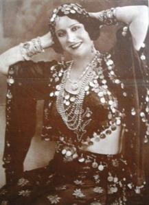 Badia Masabni (1892-1976)